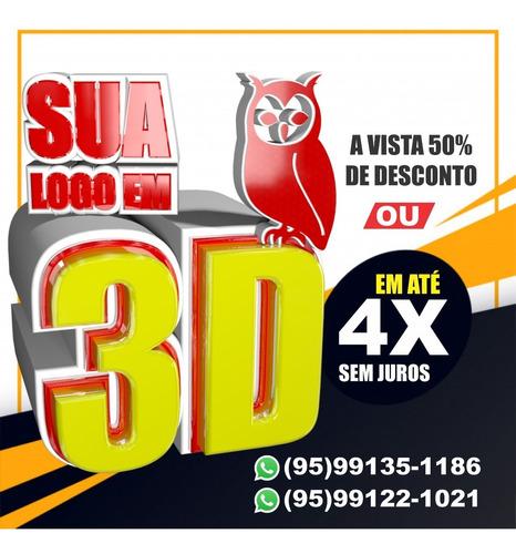 Logomarcas Em 3d