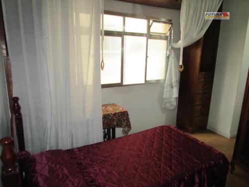 Imagem 1 de 17 de Studio À Venda, 35 M² Por R$ 115.000,00 - Biquinha - São Vicente/sp - St0278