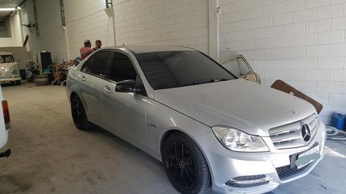 Mercedes-benz Classe C 2012 1.8 Cgi Turbo 4p
