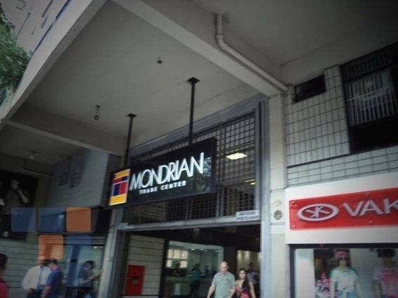 Sala Comercial Para Locação, Barro Preto, Belo Horizonte. - Sa0129