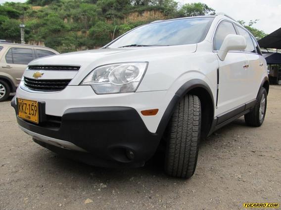 Chevrolet Captiva Sport Ls 2.4l