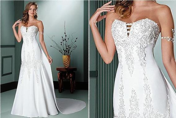 Vestido De Noiva. Coleção Center Noivas