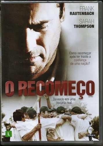 O Recomeço Dvd Gospel Baseado História Real Graça Filmes