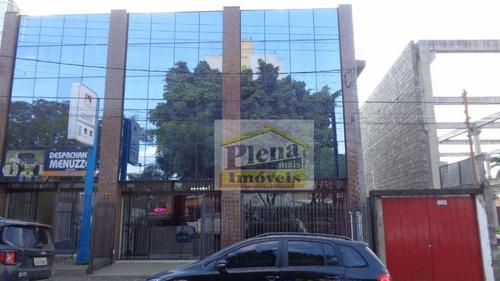 Sala  Comercial Para Locação, Centro, Sumaré. - Sa0127