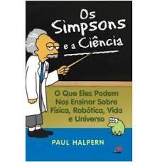 Os Simpsons E A Ciencia - Livro De Bolso - Paul Halpern