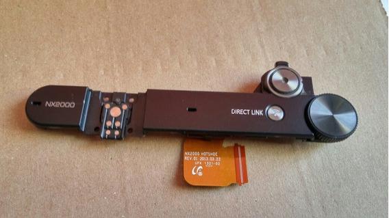 Flex Botões Nx2000 Câmera Digital Samsung #52