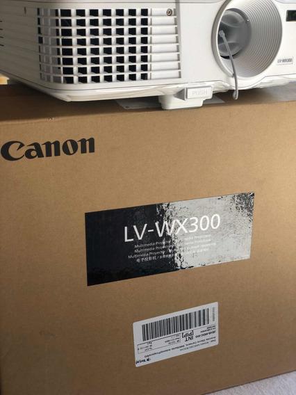 Projetor Multimídia Canon Lv-wx300