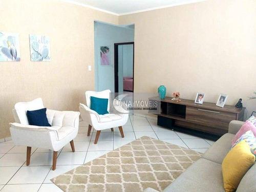 Imagem 1 de 20 de Casa Com 2 Dormitórios À Venda, 265 M² Por R$ 742.000,00 - Jardim Orlandina - São Bernardo Do Campo/sp - Ca0488