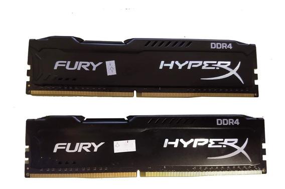 Memoria 4gb (2x4gb) Ddr4 2133 Hyper X Fury Hx421c14fb/4