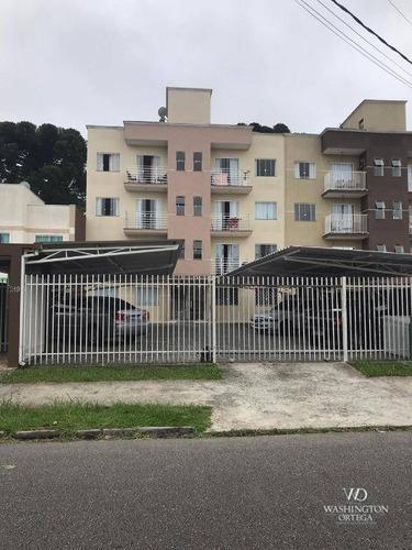 Imagem 1 de 14 de Apartamento Com 2 Dormitórios À Venda Por R$ 165.000,00 - Jardim Toscana - São José Dos Pinhais/pr - Ap0635