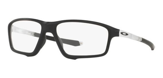 Lentes Ópticos Oakley Crosslink Zero - Negro 56mm