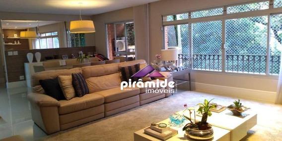 Apartamento À Venda, 220 M² Por R$ 1.070.000,00 - Vila Ema - São José Dos Campos/sp - Ap10625