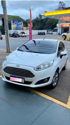 Imagem 1 de 13 de Ford Fiesta 2014 1.6 Rocam Se Flex 5p