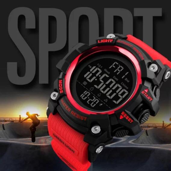Relógio Skmei 1384 Esportivo Digital Promoção Masculino