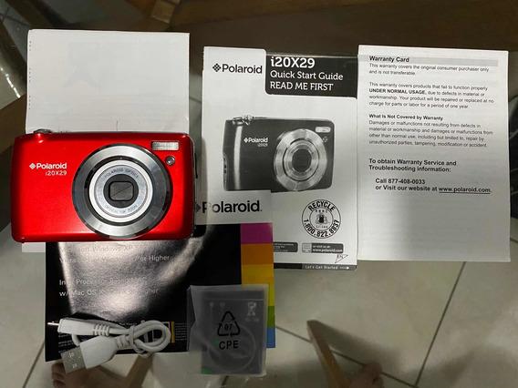 Câmera Digital I20xx29 Polaroid