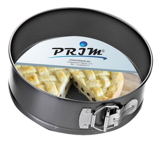 Molde Prim Para Torta Redondo Desmontable 2 Piezas