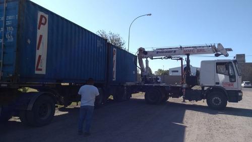 Contenedor Maritimo Container 40' La Pampa