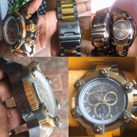 Relógio Invicta Reserve Arsenal, Modelo 13015 Original