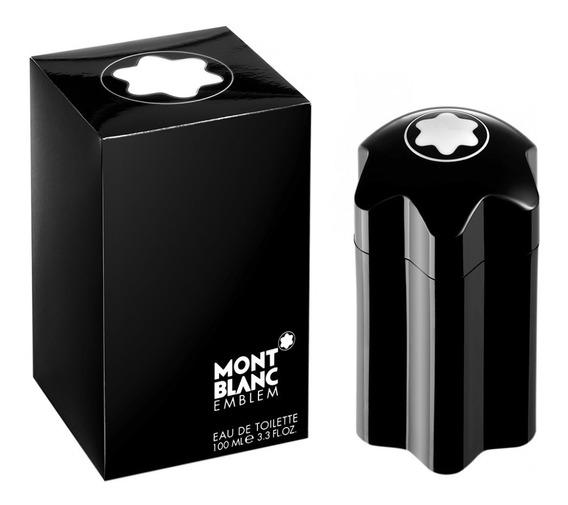 Decant Amostra Do Perfume Mont Blanc Emblem Masculino 2ml