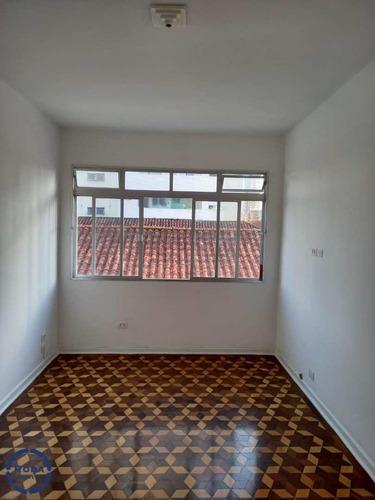 Apartamento Com 2 Dorms, Embaré, Santos, Cod: 18956 - A18956