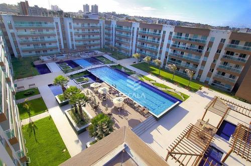 Imagem 1 de 30 de Apartamento Com 2 Quartos À Venda, 60 M², Beira Mar, Mobiliado - Antônio Diogo - Fortaleza/ce - Ap1807