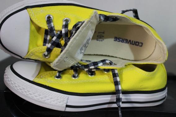 Zapatos Converse All Star Original Usa 33e