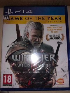 The Witcher 3 Complete Edition Nuevo Sellado Ps4 Playstation