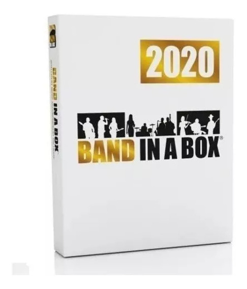 Band In A Box 2020 Completo + Brinde