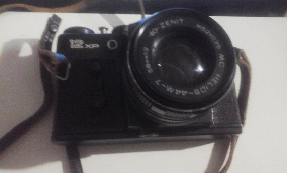 Câmera Fotográfica Analógica - Zenit 12xp - Origem: Brasil