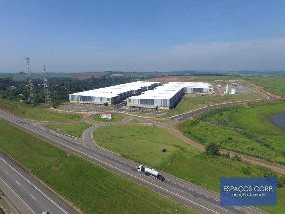 Galpão Logístico Para Locação, 8.602m² - Porto Feliz/sp - Ga0148