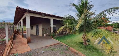 Chácara Com 3 Dormitórios À Venda, 1005 M² Por R$ 240.000,00 - Recanto Primavera - Alvorada Do Sul/pr - Ch0124