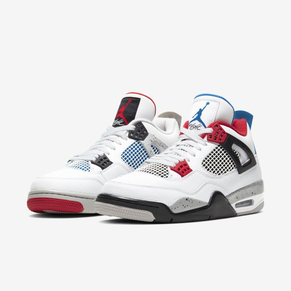 Tenis Nike Air Jordan 4 Se What The Ds 30 Anos 40 41 42 43