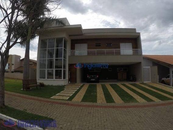 Casa À Venda, 345 M² Por R$ 1.700.000,00 - Sun Lake Residence - Londrina/pr - Ca0422