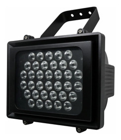 Canhao Led Par 36 Leds De Rgb Opt Dmx,sensor,display Pro Nfe