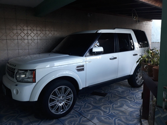 Land Rover Discovery 4 4 Hse