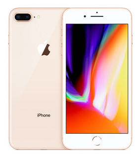 Apple iPhone 8 Plus 64gb Dourado Gold Vitrine Leia O Anúncio