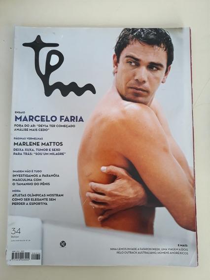 Revista Tpm 34 Julho 2004 - Marcelo Faria - Xuxa