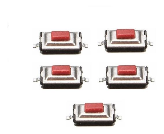 Botão Telecomando Gm Astra, Corsa Vectra S10 (5 Unidades)