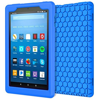 Moko Amazon Fire Hd 8 2017 Honey Comb Series Serie Principal