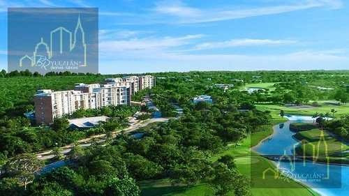 Departamento En Renta Con Amenidades En Anthea Yucatán Country Club