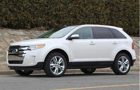Ford Edge 3.5 Limited Awd 5p 2013