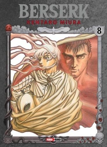 Berserk 08 - Kentaro Miura