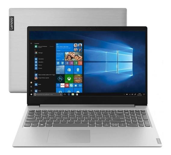 Notebook Lenovo Ideapad S145-15iwl I5 15.6 8gb 1tb - Prata