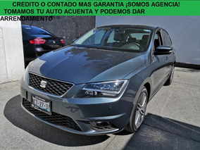 Seat Toledo Xcellence 2018 Dsg Credito + Garantia Agencia