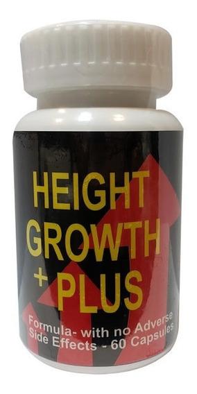 Crece Aumenta De Talla Estatura Naturalmente Crecimiento