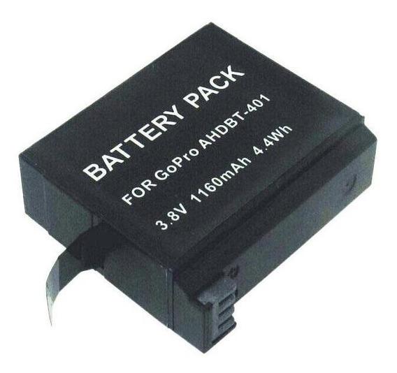 Bateria 1160mah Para Câmera Gopro Go Pro Hero 4