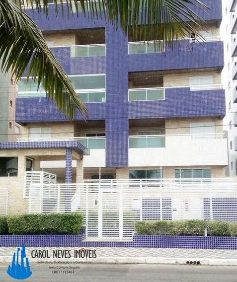 2480-apartamento Próximo Do Centro C/ Vista Para A Praia