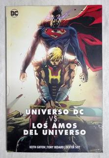 Universo Dc Vs. Masters Of The Universe