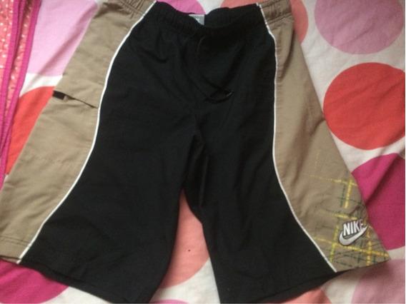 Bermuda Nike Con Bolsillo Original