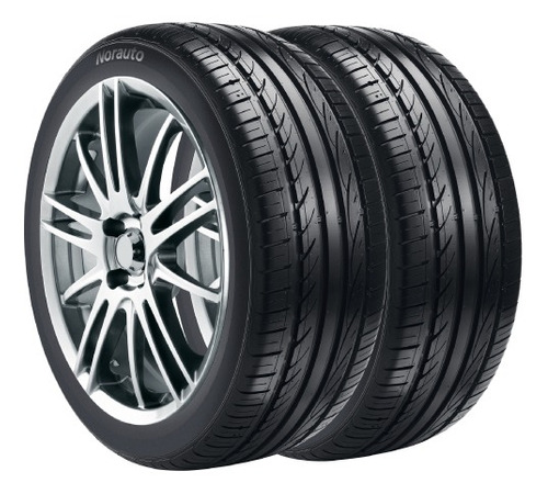 Combo X2 Neumaticos Fate 165/70r14 Rr H/t 6t 89r Cuotas